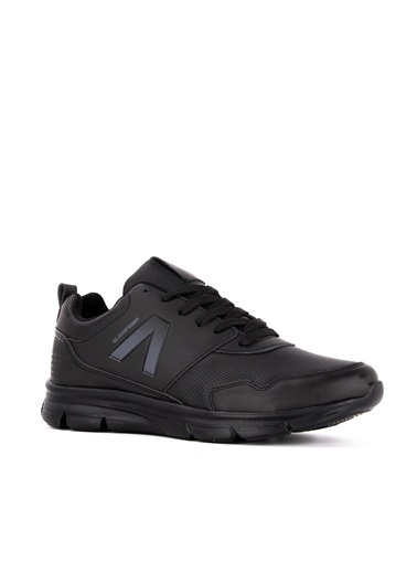 Slazenger Slazenger PROMA Koşu & Yürüyüş Erkek Ayakkabı  Siyah